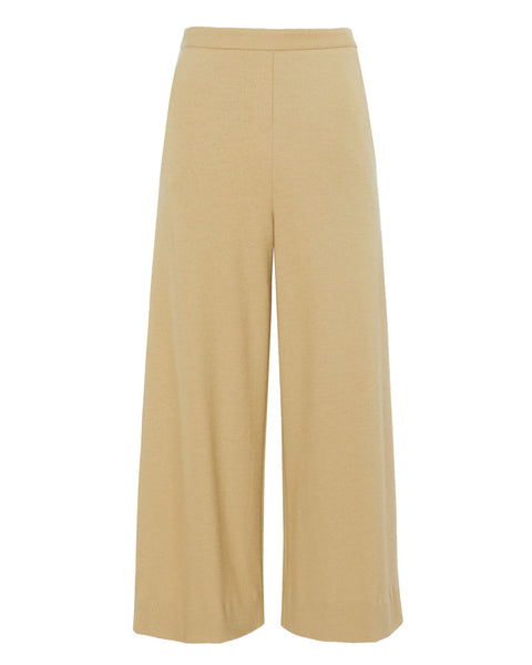 Cozy Wide Leg Culotte