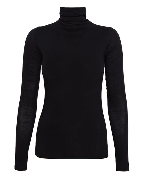 Essential Long Sleeve Turtleneck
