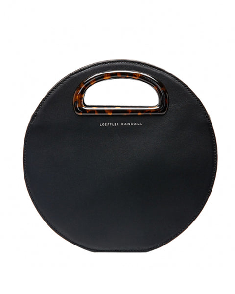 Indy Circle Crossbody-Black