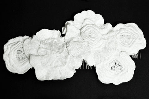 Alexandra - Bridal Headpiece