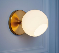 Wall sconce west elm