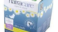 Natracare Pads Subscription Box - 22 Pads (Free UK Shipping)