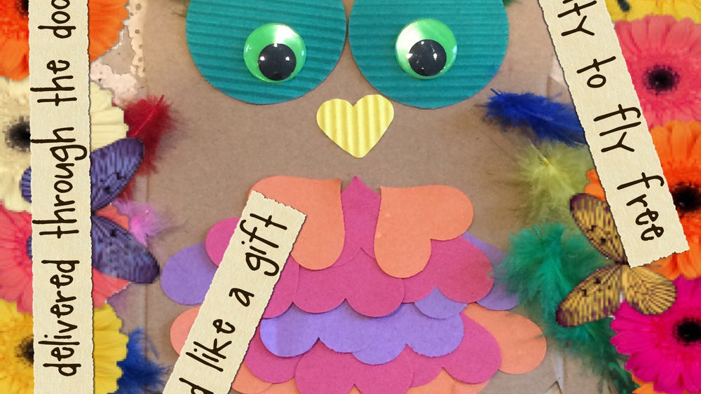 Art and creativity letterbox subscription from Doodlebox Craft