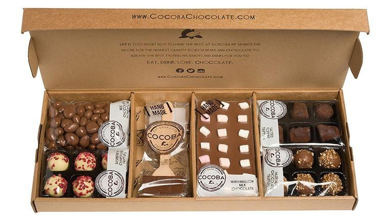 The Cocoba Chocolate Subscription Box