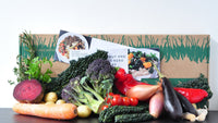 THUD Box- Recipe box including fresh veg, herbs and spices delivered through your letterbox