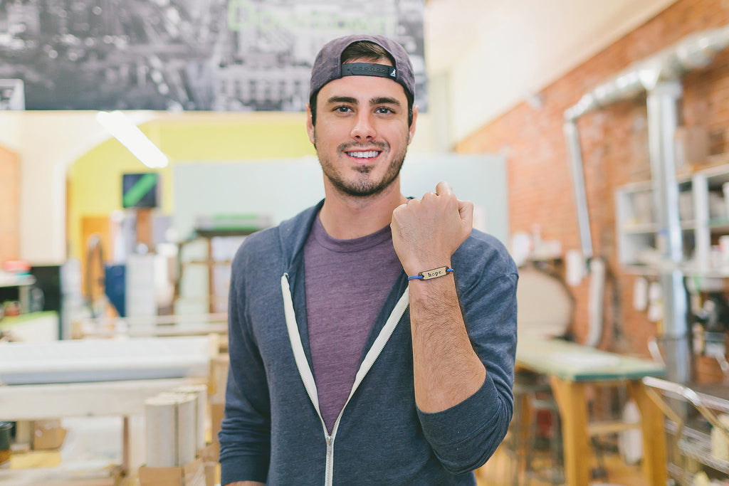 Hope for the Future: The Meaning Behind Ben Higgins' Bracelet