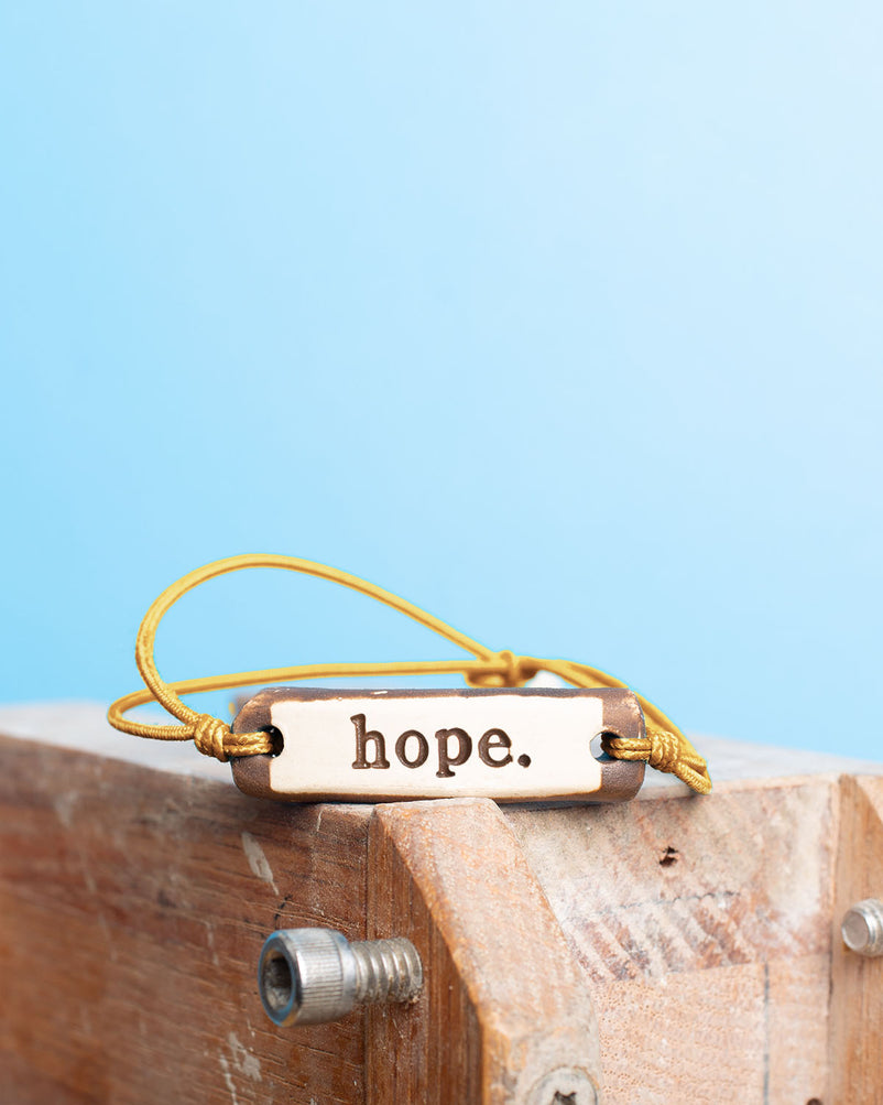 hope. necklace