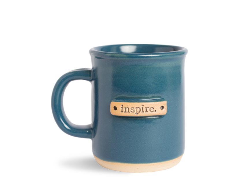 web mug banded inspire product almost_teal single