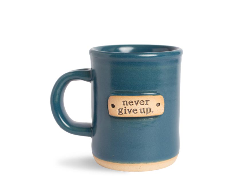 web mug banded never_give_up product almost_teal single