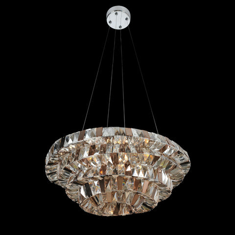 Gehry 24 In. Pendant
