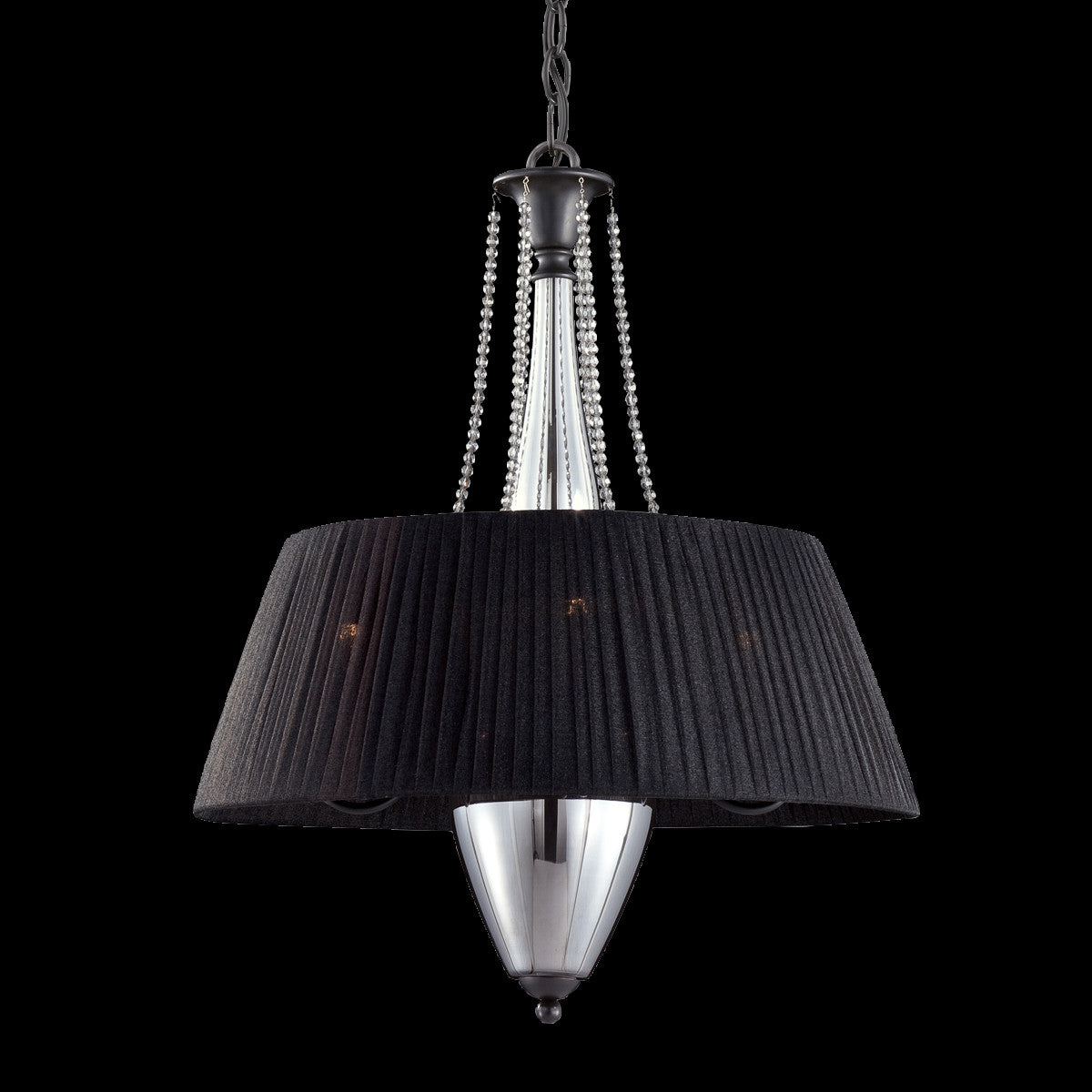 Nero Collection, 4-Light Chandelier