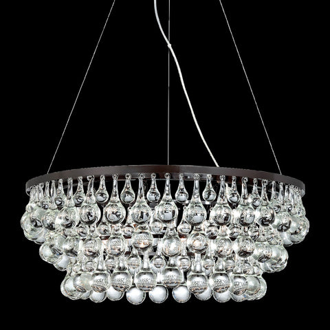 Canto Collection, 8-Light Chandelier