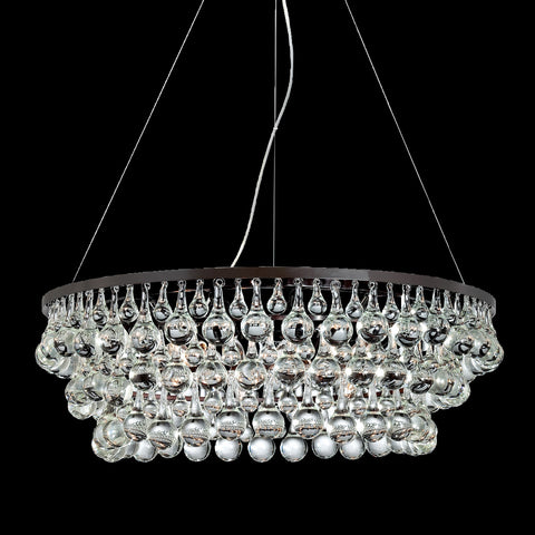 Canto Collection, 12-Light Chandelier
