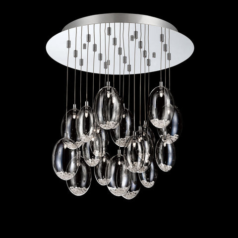 Hazelton Collection, 19-Light Chandelier