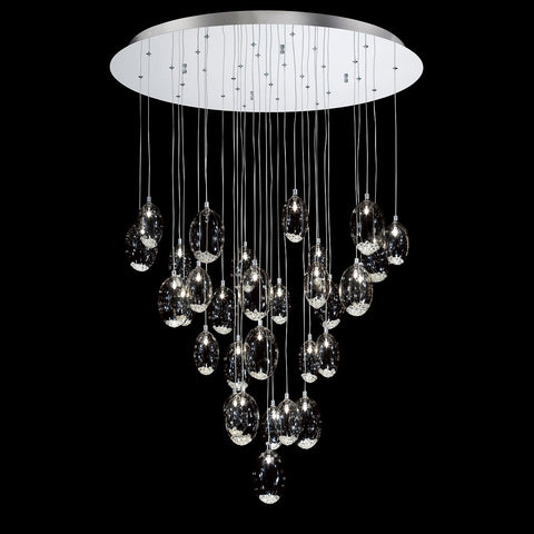 Hazelton Collection, 31-Light Chandelier