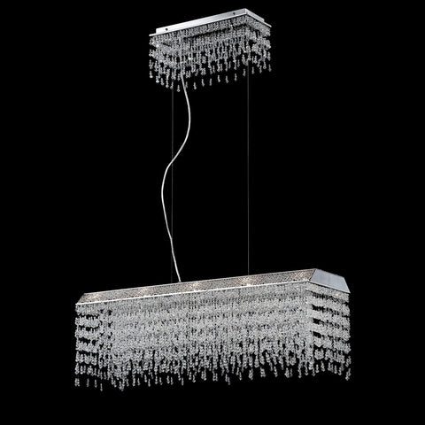 Fonte Collection, 10-Light Chandelier