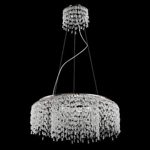 Fonte Collection, 8-Light Round Chandelier
