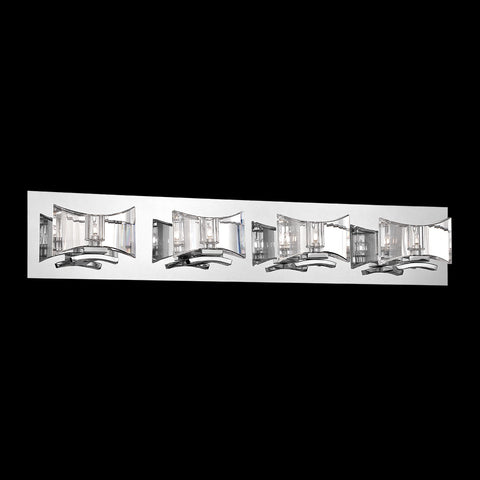 Uzo Collection, 3 or 4 Light Bathbar