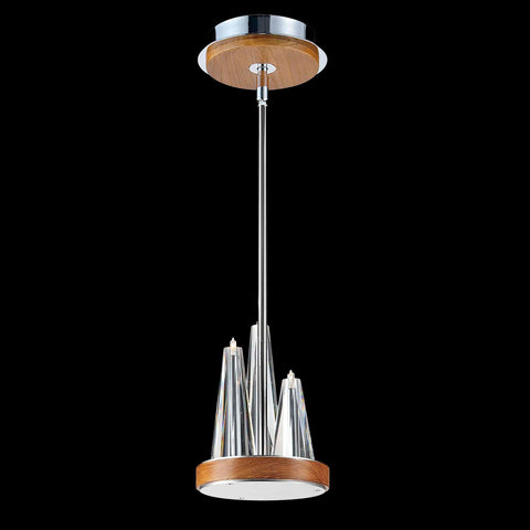 Skyline Collection, 3-Light Chandelet