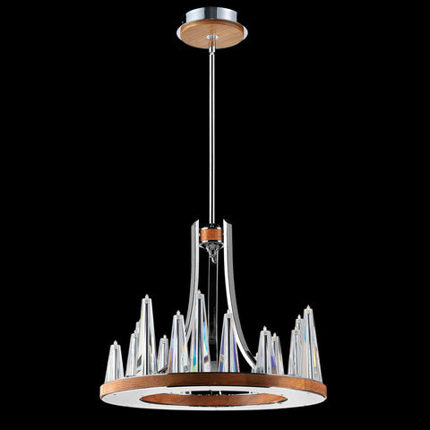 Skyline Collection, 15-Light Chandelier