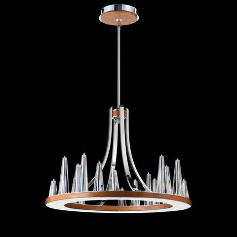 Skyline Collection, 20-Light Chandelier