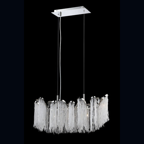 Eurofase Ellena 5-Linear Light Chandelier