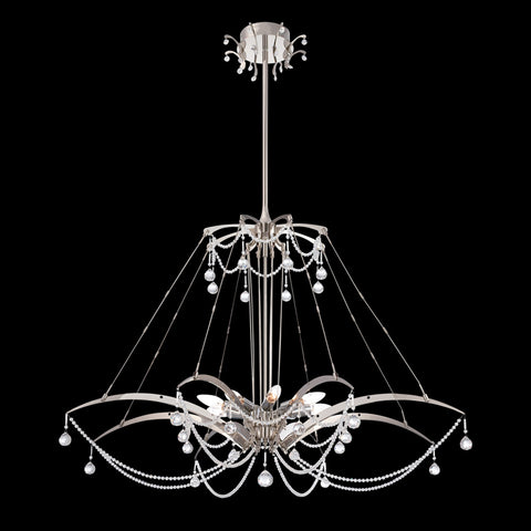 Gambari Collection, 8-Light Chandelier