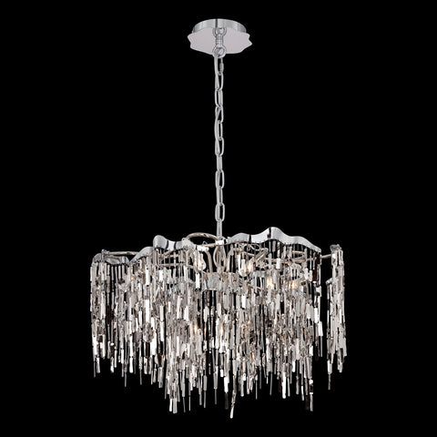 Elfassy Collection, Crown 9-Light Chandelier
