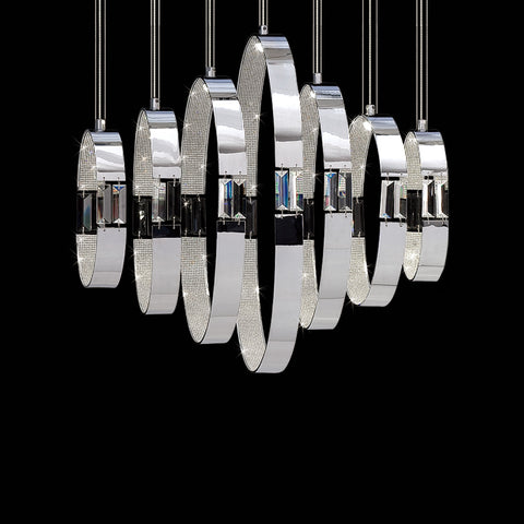 Glade, 7-Light Pendant