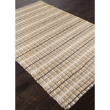 Andes Collection Harringdon Rug in Latte & Ice Flow