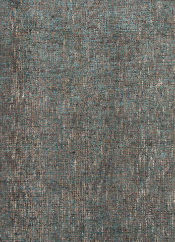 Britta Plus Rug in Coriander & Lake Blue