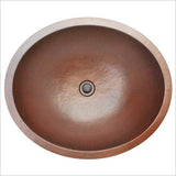 Oval Undermount Stainless Steel