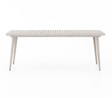 HANSEN OUTDOOR DINING TABLE-GREY