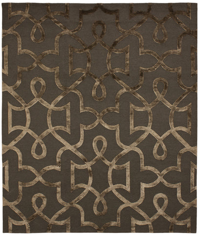 Nouveau Collection Tommaso Rug in Mink