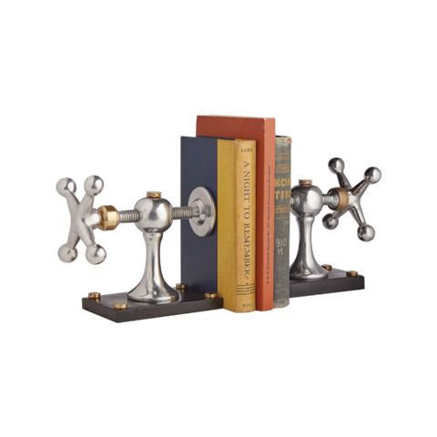 WINDLASS BOOKENDS