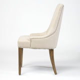 Ashford Sadie Dining Chair-Linen