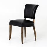 Mimi Dining Chair-Old Saddle Black/Weathered Oak