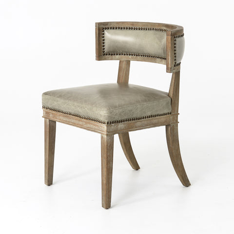 Kensington Carter Dining Chair-Light Grey