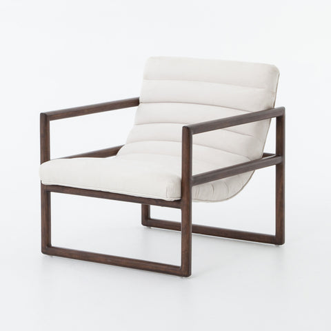 Kensington Fitz Chair-Dorell Gaucho Chalk