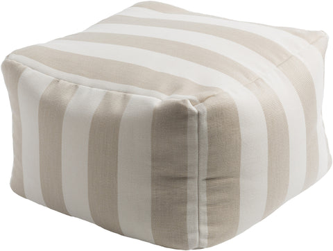 Finn Outdoor Pouf - 4 Colors Available