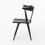 Belfast Ripley Dining Chair-Black Oak
