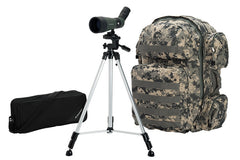 Celestron LandScout 12-36x60 Spotting Scope with Backpack and Tripod Kit