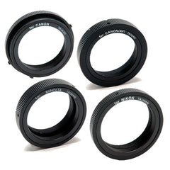 Celestron T-Rings for Camera Attachment