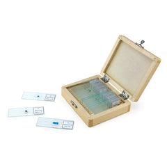Celestron Microscope Prepared Slides - 25 Pieces