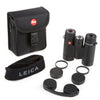 Leica 8x32mm Ultravid HD / Black Armored Binoculars