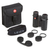 Leica 10x32mm Ultravid HD Black Armored Binoculars