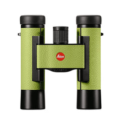 Leica 10x25 Ultravid Colorline Binoculars - Apple Green