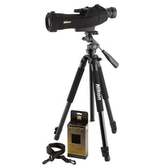 Nikon ProStaff 5 60mm Spotting Scope Outfit Package