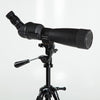 Zhumell 20-60x80 Angled Spotting Scope with Tripod Package