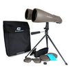 Cassini 15x70 Astronomical Binoculars with Table Top Tripod